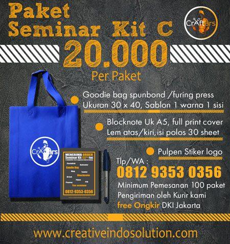 Menerima order seminar kit murah , jual seminar kit , seminar kit murah di jakarta, seminar kit jakarta, seminar kit