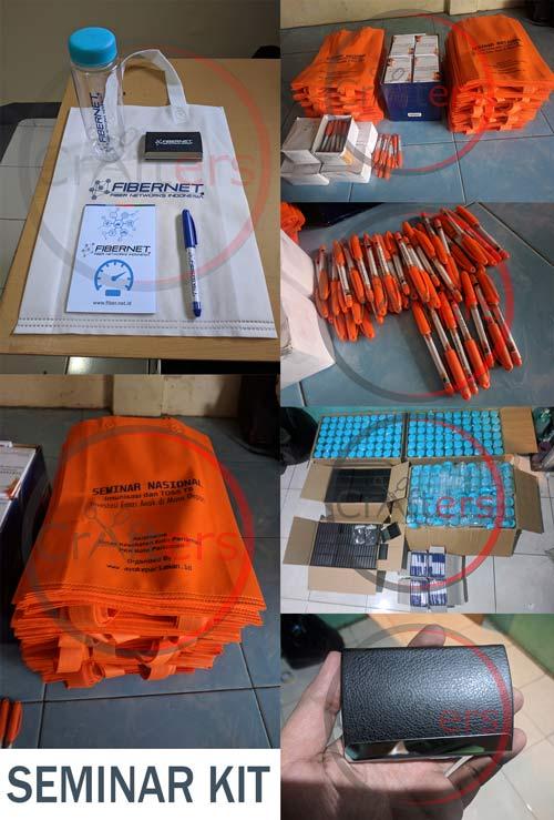 goodie bag jakarta, seminar kit jakarta, tas seminar jakarta
